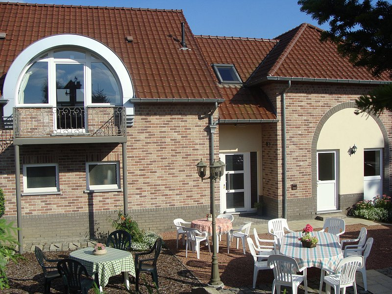 Vakantiewoning Bellefleur voor 2-7 personen in Haspengouw, location de vacances à Borlo