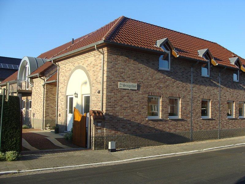 Vakantiewoning Mirabelle voor 2-9 personen in Haspengouw, location de vacances à Borlo
