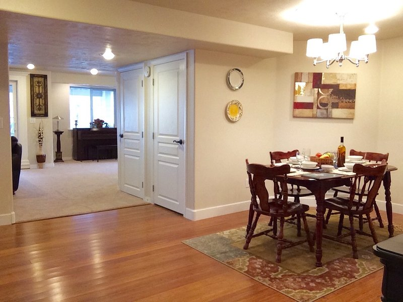 Private Basement – semesterbostad i Saratoga Springs