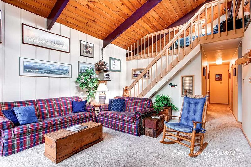 Tannenbaum 302AC by Ski Country Resorts, vacation rental in Breckenridge