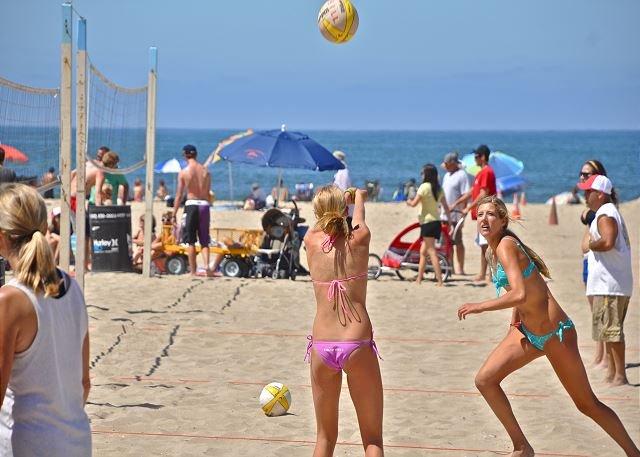 volleybal Match