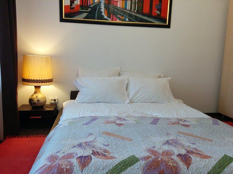 Calea Poienii Penthouse, Classic Double Room Balco, holiday rental in Rasnov