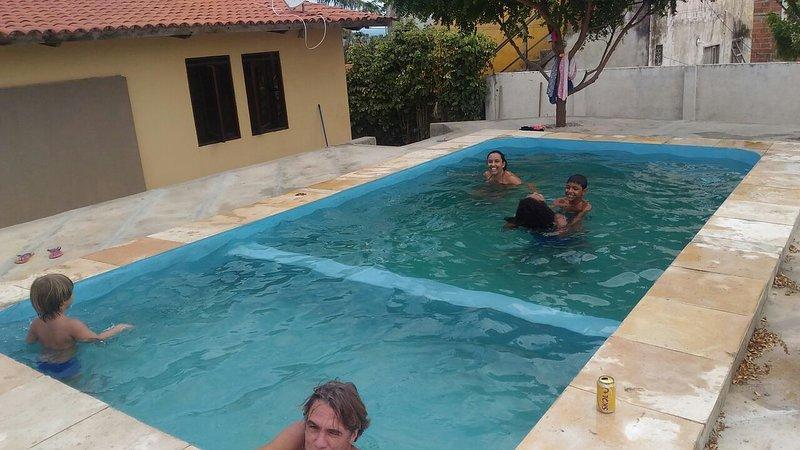 casa na taiba para finais de semana, feriado e temporada', vacation rental in Sao Goncalo Do Amarante