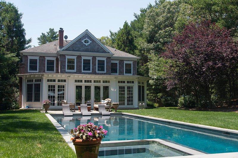 East Hampton/Sag Harbor Village Fringe, vacation rental in Sag Harbor