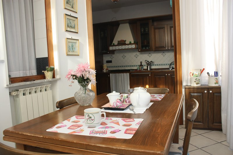 Sweet House Mariuccia, holiday rental in Panza