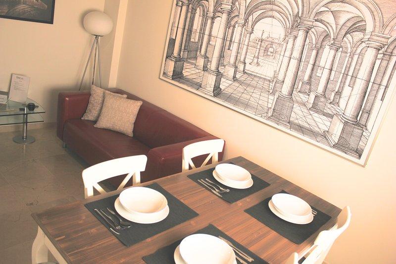 Apartamento céntrico y a estrenar en Montilla a tan sólo 30 min de Córdoba, aluguéis de temporada em Puente Genil