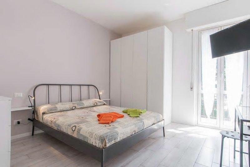 Bel Bilocale Ben Collegato (Sesto Marelli), location de vacances à Cernusco sul Naviglio