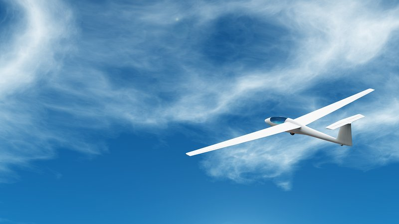 Or soar in a glider