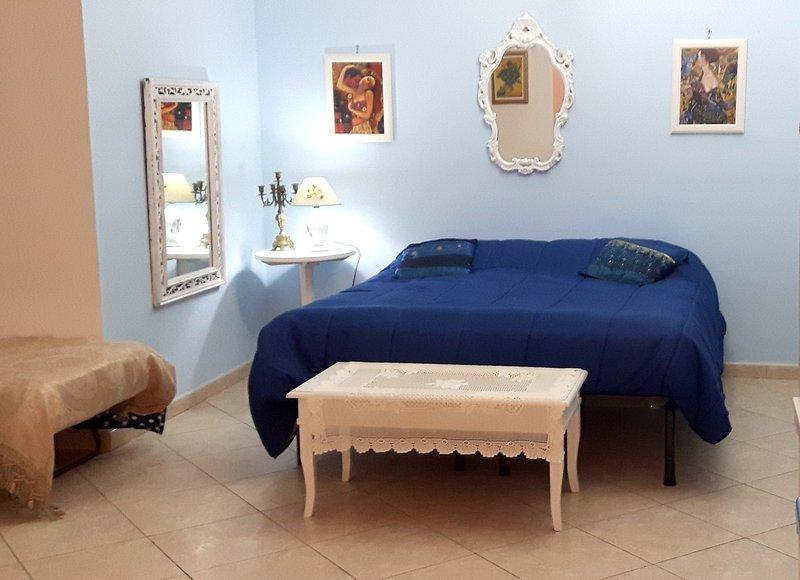 Angolo-Bett-Zimmer