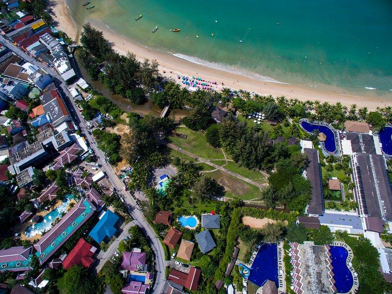 Beach Villas, Kamala, Phuket, holiday rental in Kamala