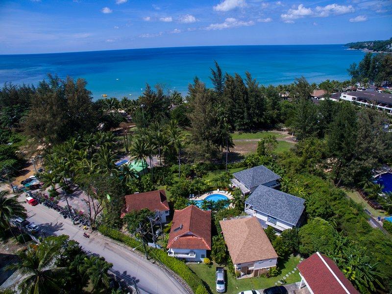 Beach Villa, Kamala Beach, Phuket, holiday rental in Kamala