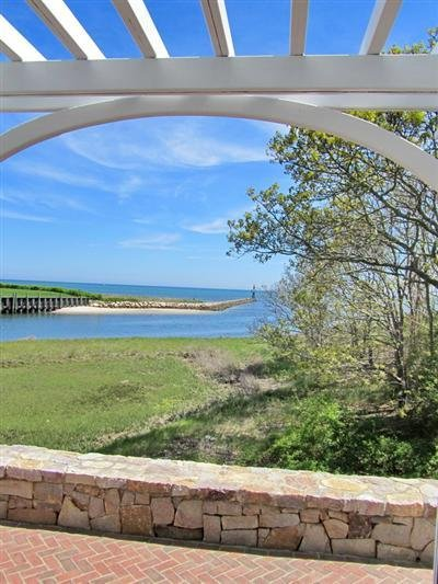 Stunning views and superb, upscale accommodations on the water in Harwich Port