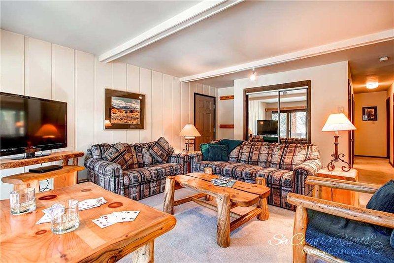 Tannenbaum 101 by Ski Country Resorts, holiday rental in Breckenridge