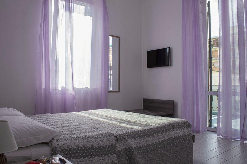 La Casa Bianca - Violet Room