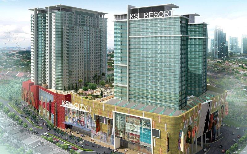 KSL City Mall at your doorsteps