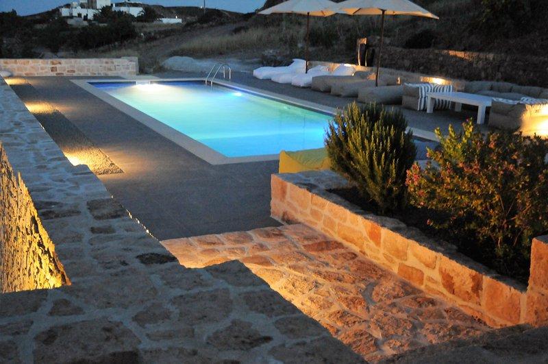 Villa Joy Patmos, holiday rental in Pátmos