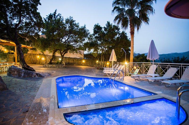 Kefali Villa offers a unique vacation experience!