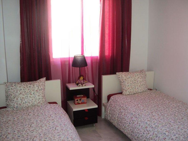 De tweede slaapkamer (kinderkamer)
