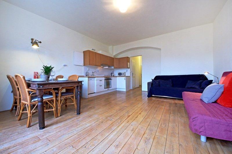 Arbes Apartment in Prague, location de vacances à Orech