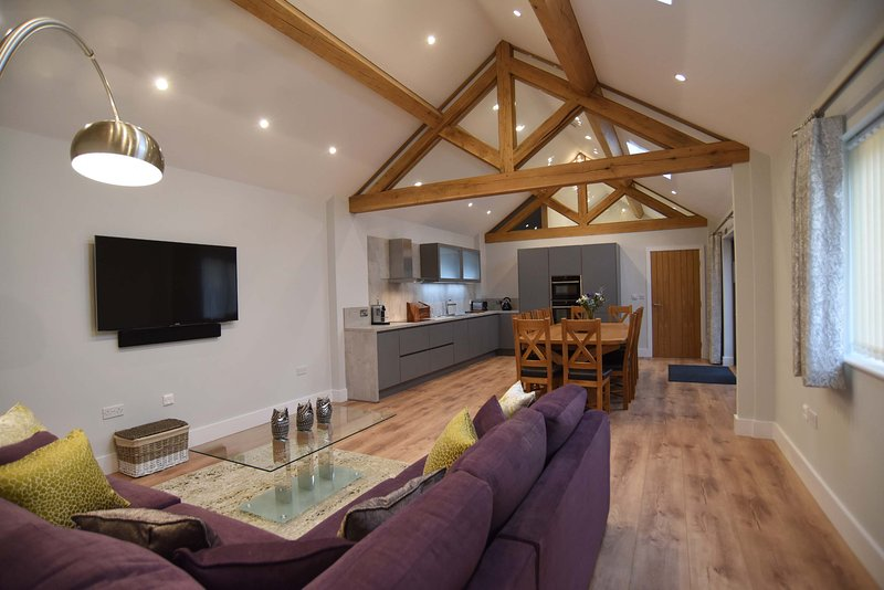 The Granary, casa vacanza a Royston
