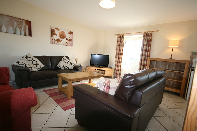 Grooms Cottage sala de estar