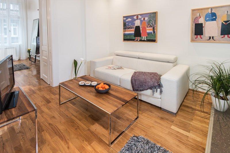 Apartment Akademija - A12, holiday rental in Belgrade