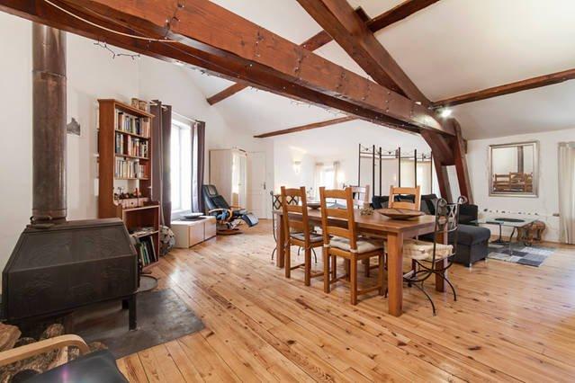 Deluxe loft studio, holiday rental in Lagrasse