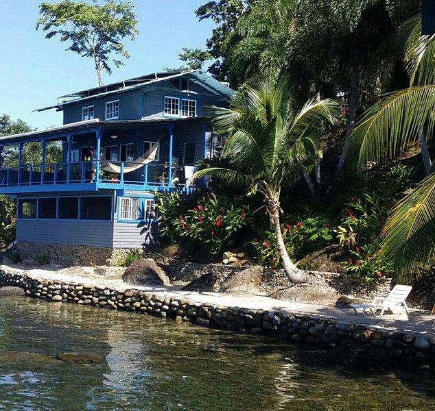3 Historia de la línea de costa Villa y privada de playa