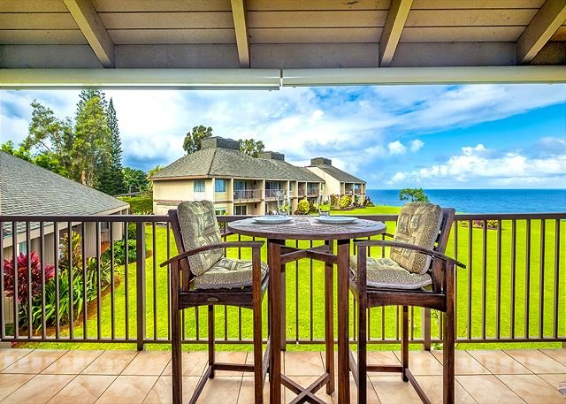 Newly Furnished Ocean View!, vacation rental in Princeville