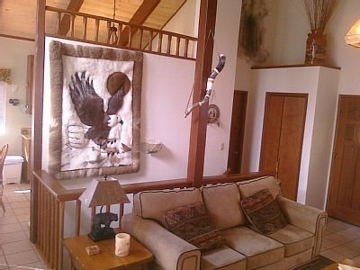 Big Bear - Serenity Place - Need a Day Off??, holiday rental in Big Bear Region