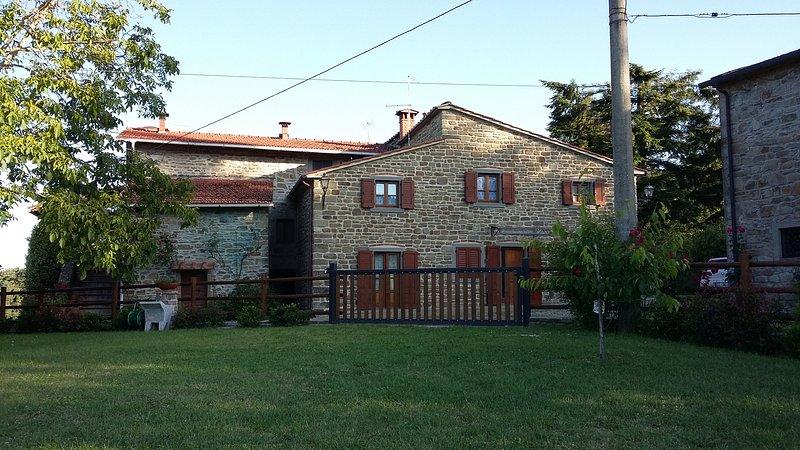 Casa Vacanza Campagna in Casentino, vacation rental in Talla