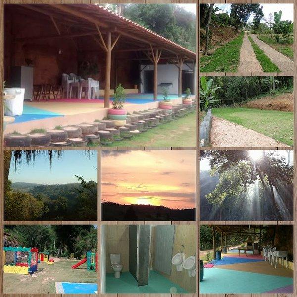 Chácara Nogueira Eco , linda , apenas 50 min do centro de São Paulo...., location de vacances à Atibaia