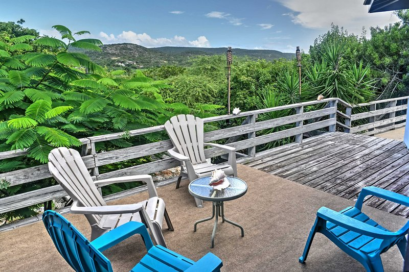 Escape the stresses of everyday life at this Puerto Rico vacation rental house.