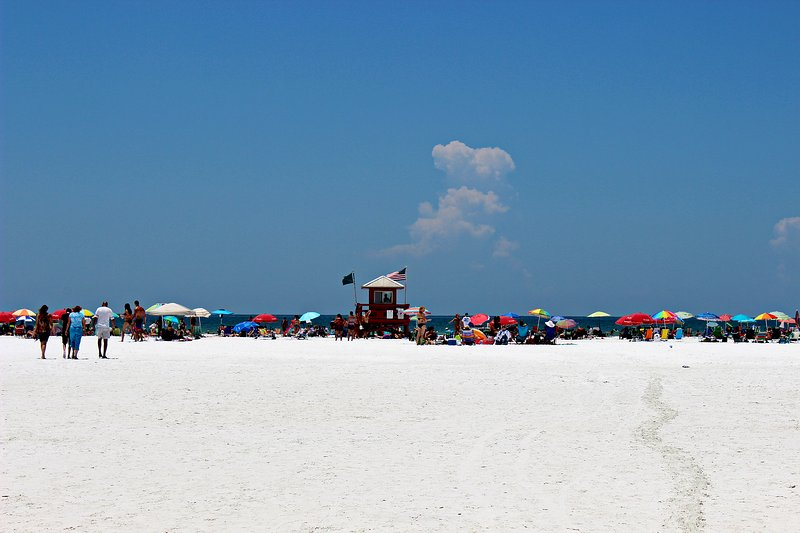 The #1 beach in the US - need we say more?