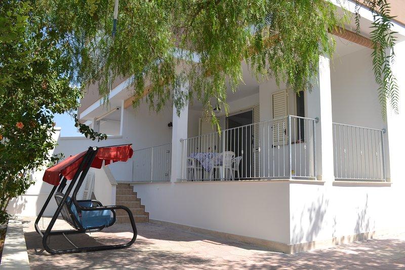 Appartamento riservato con giardino, vacation rental in Chiesanuova