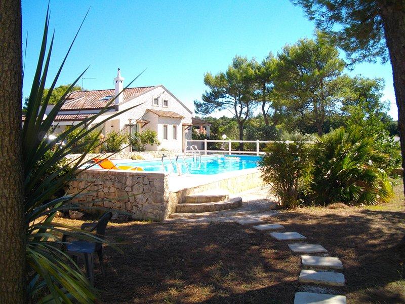 VILLA RELAX  NEL VERDE, holiday rental in Crispiano