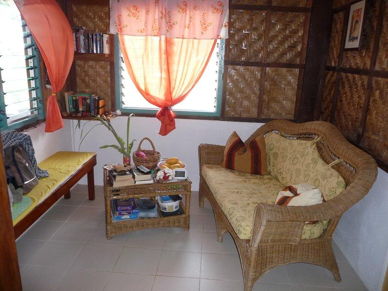 Living Room Beach House 1