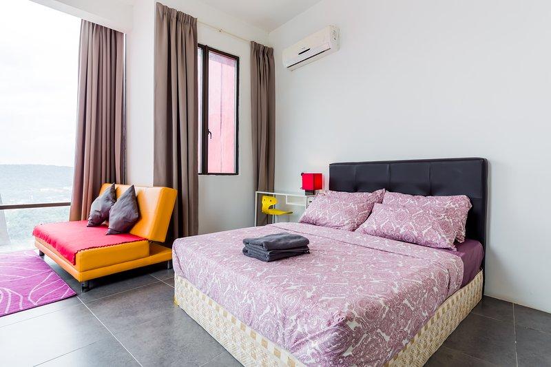 Empire Damansara Guesthouse, aluguéis de temporada em Sungai Buluh