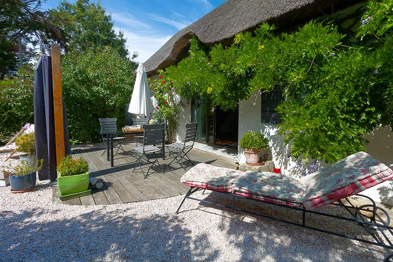 La Chaumière Anouck, holiday rental in Vue