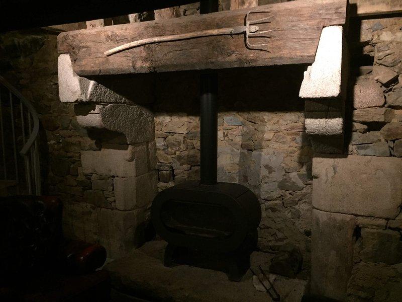 restored 15th century farmhouse