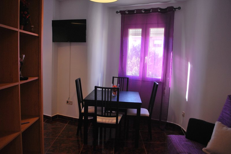 Apartamento Beatriz II, holiday rental in Arcas del Villar