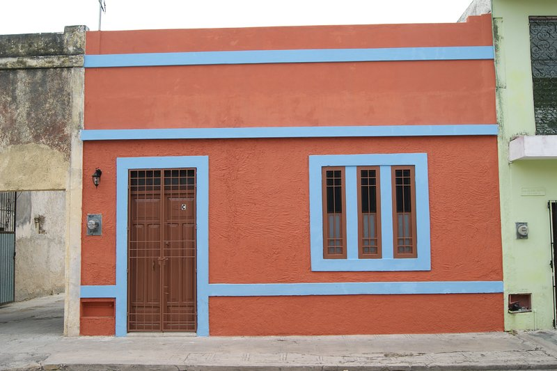 Beautiful colonial house in downtown Mérida, holiday rental in Acanceh