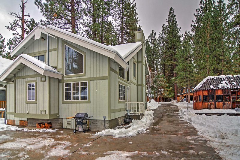This home boasts 2,500 square feet of incredible living space!