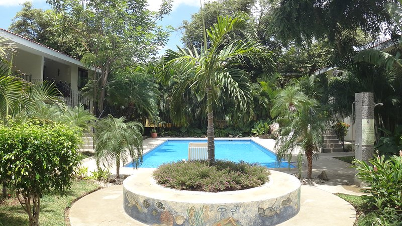 Coco Beach Home, One block to the beach, holiday rental in Playas del Coco