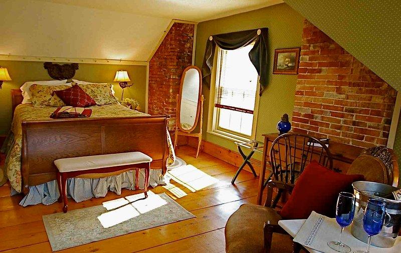 Il John Adams - Suite # 7. AC - Centrale Heat - bagno privato bagno.