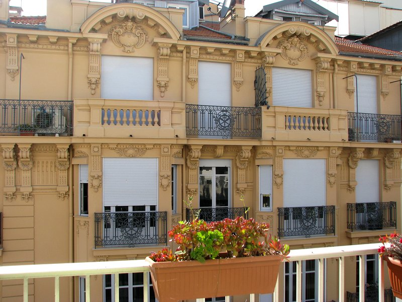 Apartment  with terrace 25 mq, holiday rental in Nice