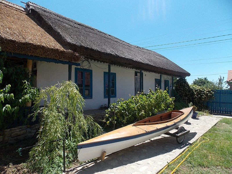 Traditional house in Danube Delta, holiday rental in Southeast Romania