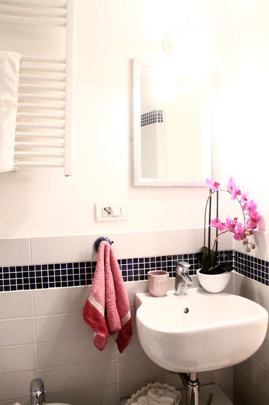 FLEUR DE LIS FLORENCE STUDIO Bathroom