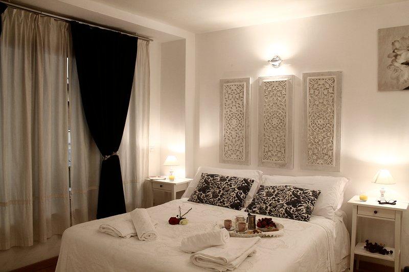 FLEUR DE LIS FLORENCE STUDIO Double bed