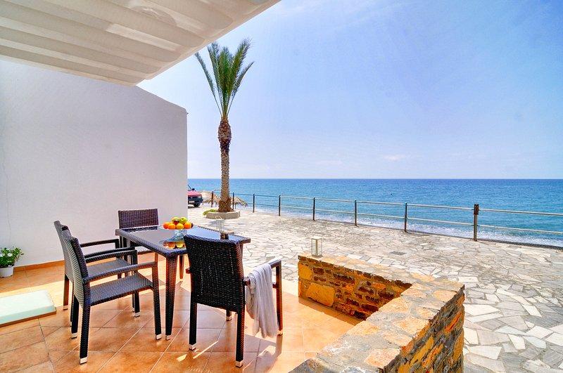 Myrtos Mare Suites - Beach Front Studio, holiday rental in Tertsa
